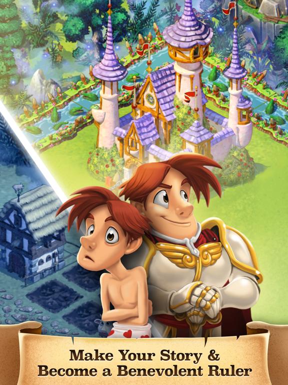 Castle Story™ iPad app afbeelding 5
