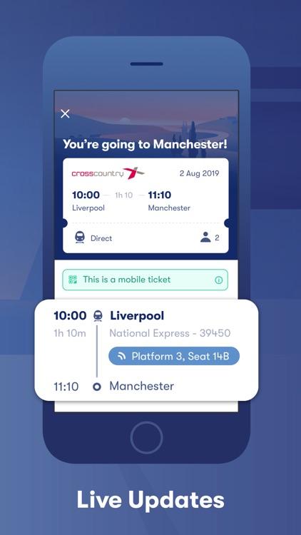Omio: Book train, bus & flight screenshot-7