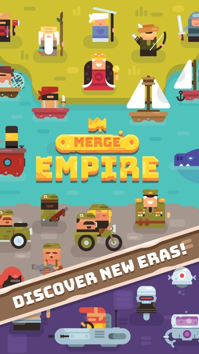 Merge Empire screenshot 1