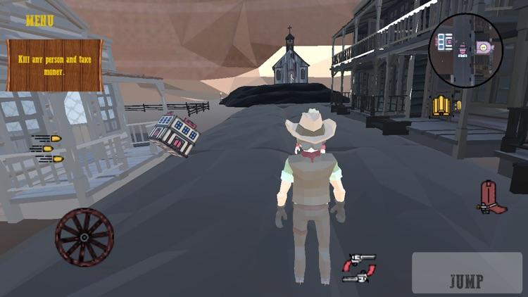 Wild West - Cowboy Game