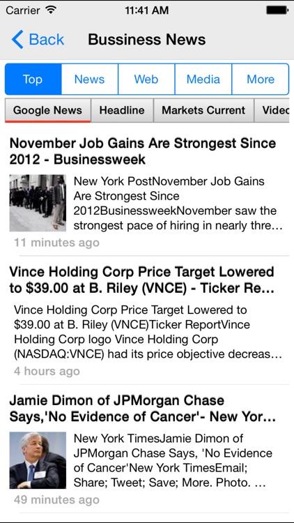 EZ Stock Quote screenshot-3