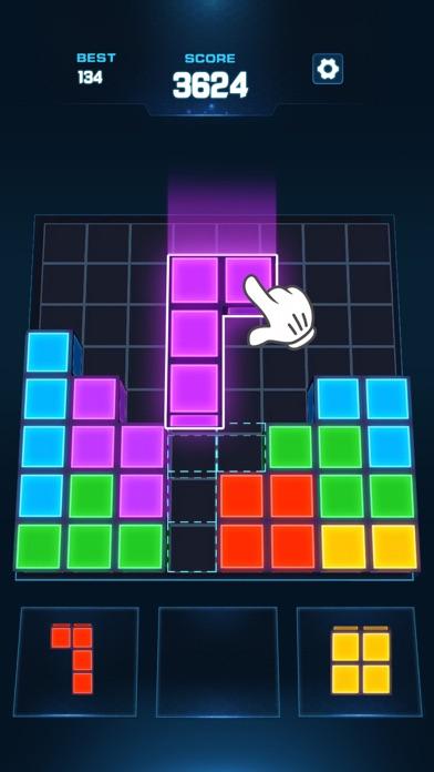Block Puzzle Game: Color Cube screenshot 3