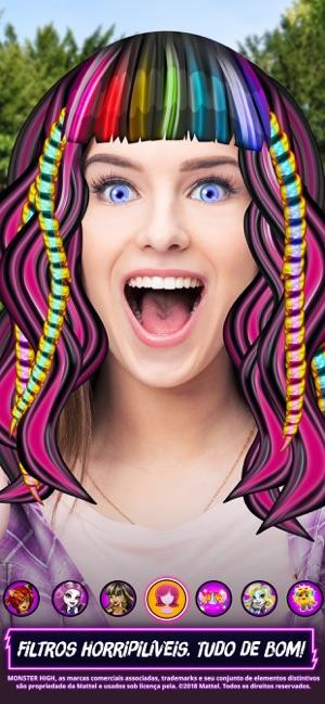 Salão de Beleza Monster High™ na App Store