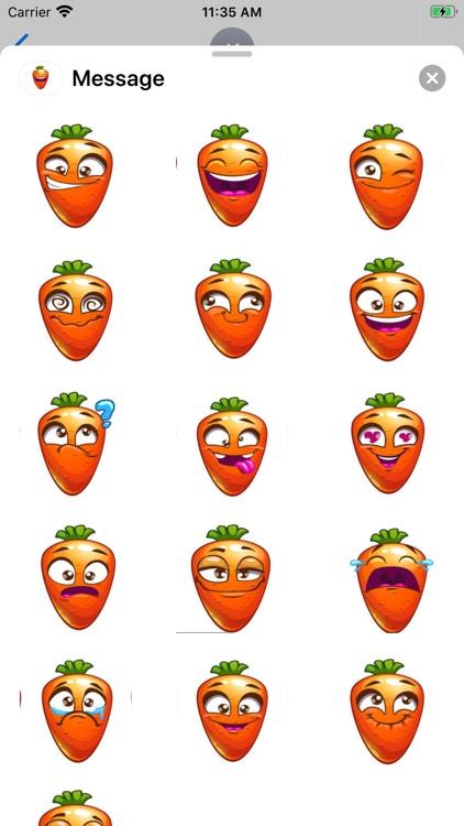 搞笑胡萝卜