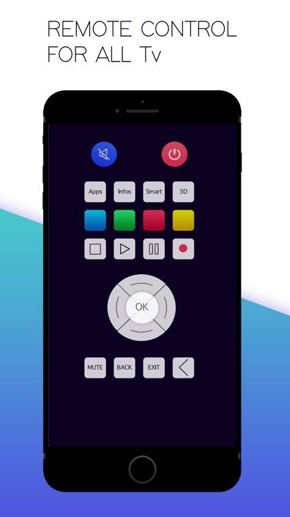 Smart TV Remote ControlSmart screenshot-3