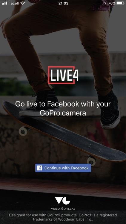 LIVE4 screenshot-3