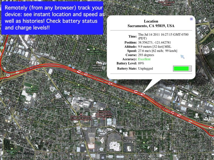 Tracking for iPad screenshot-3