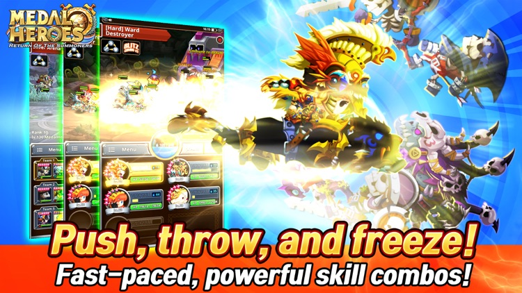 Medal Heroes : Arena Battle screenshot-3