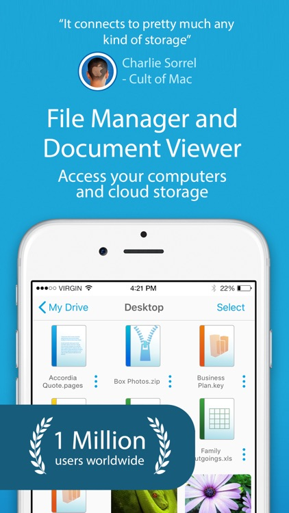 FileBrowser - Document Manager screenshot-0