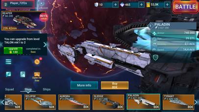 Space Armada: Galaxy Wars screenshot 8