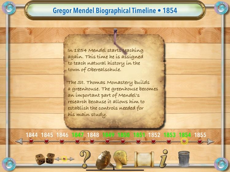 Gregor Mendel screenshot-6