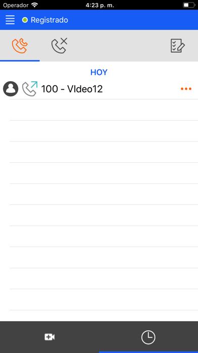 VoIP Bell screenshot three
