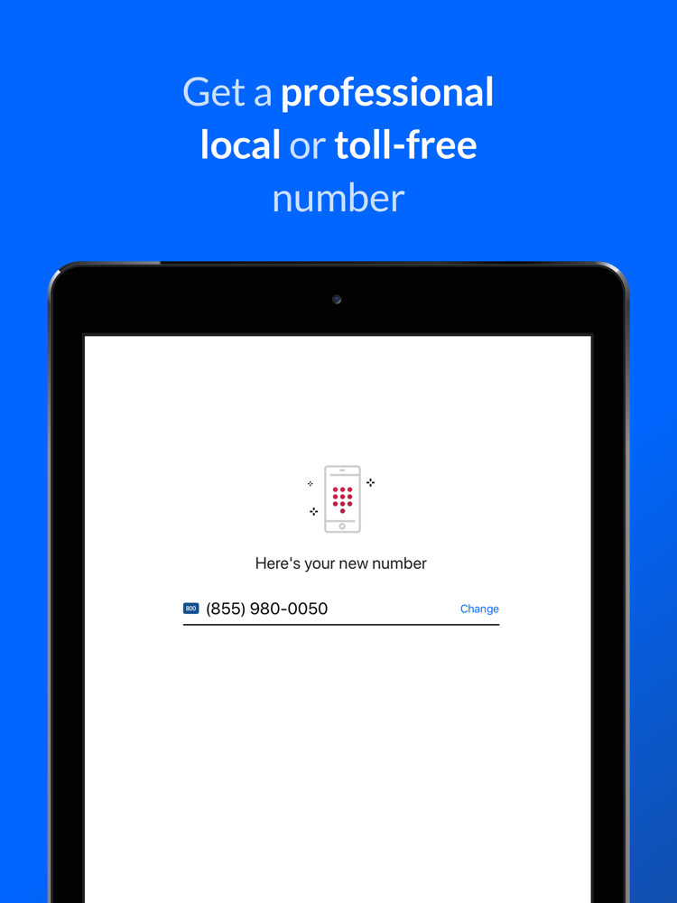 OpenPhone: Second Phone Number App for iPhone - Free Download OpenPhone: Second Phone Number for