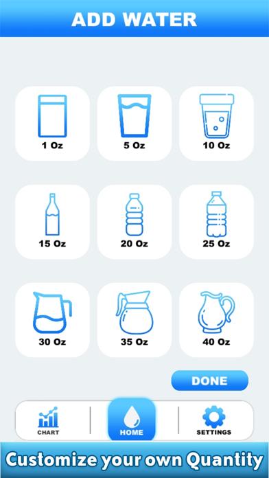 Daily Water Reminder & CounterScreenshot of 6