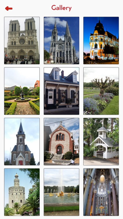 Chartres Offline Travel Guide screenshot-4