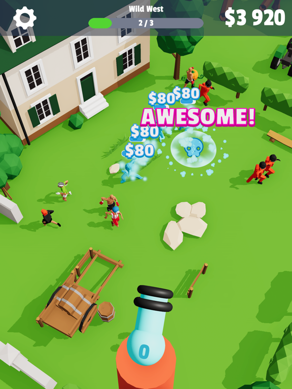 Crowd Bomber screenshot 4