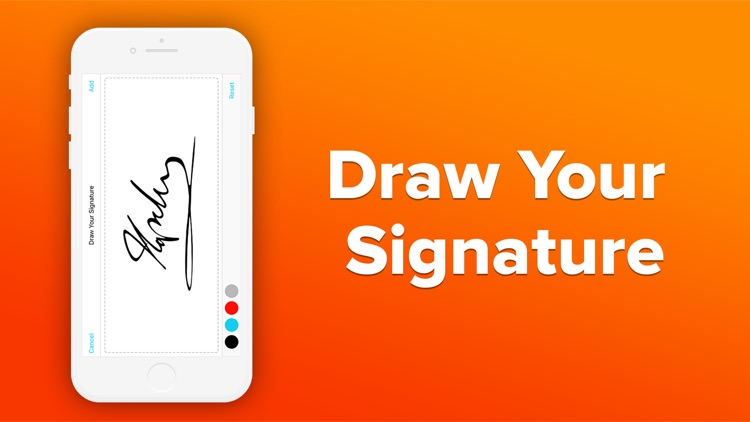 Sign In And Send PDF Documents screenshot-6