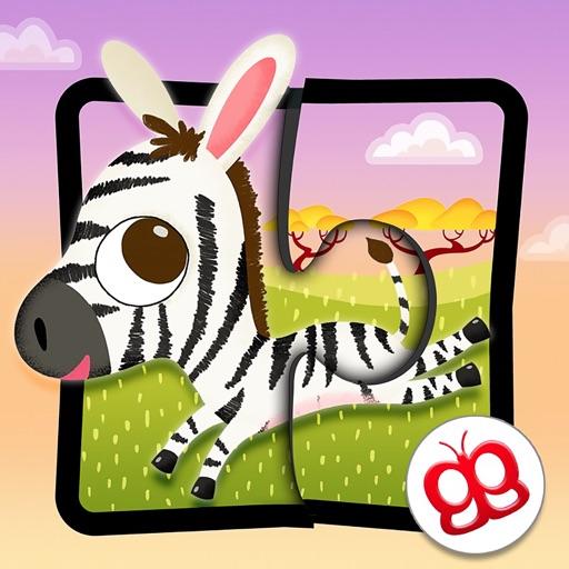 Wildlife Jigsaw Puzzles 123 icon