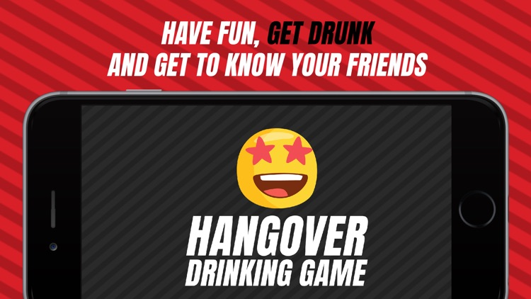 Hangover: Adult Drinking Game