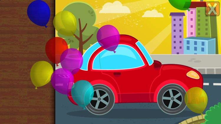 Kids Car, Trucks - Puzzles screenshot-4