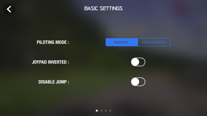 Basic Controller Jumping Sumo screenshot 5