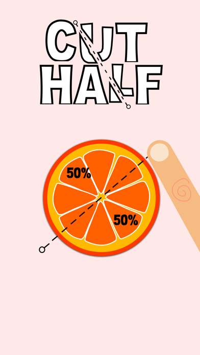 Cut Half