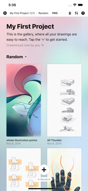 Concepts on the App Store