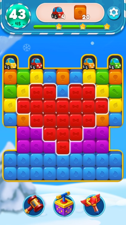 Cube Blast Pop - Tapping Fever screenshot-9