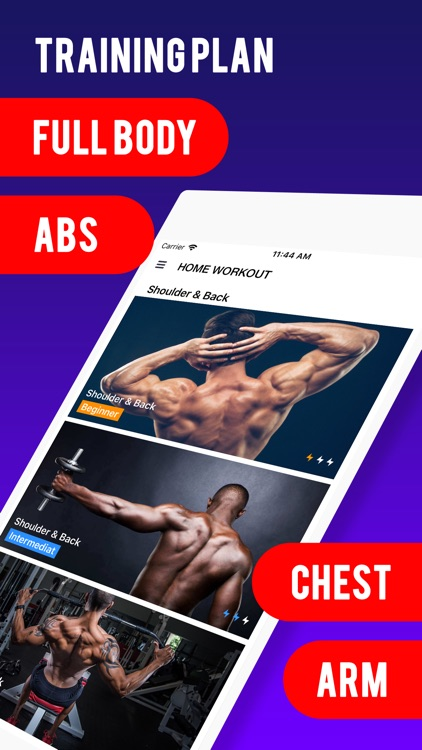 Home Workout Challenge