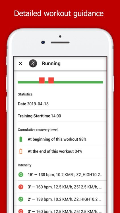 Train2PEAK Training Plan screenshot-7