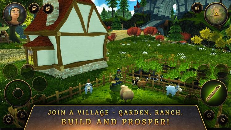 Villagers & Heroes screenshot-6