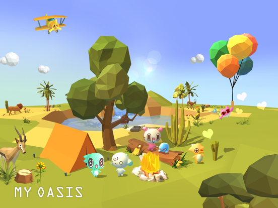 My Oasis: Relaxing Clicker App by Buff Studio Co Ltd  (iOS, United