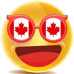 Canada Day Emojis