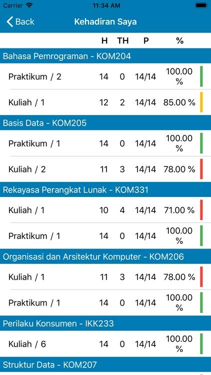 IPB Mobile for Student screenshot-3