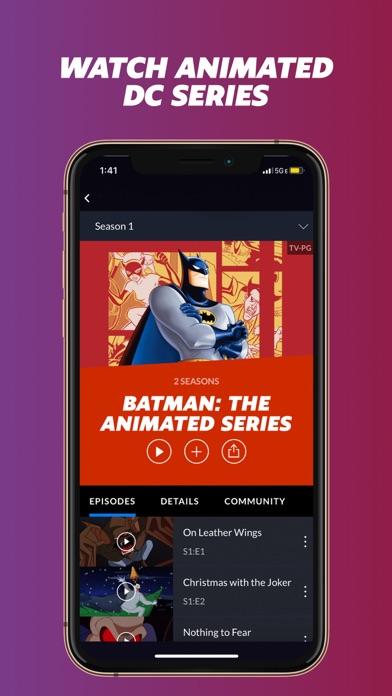 DC Universe Screenshot