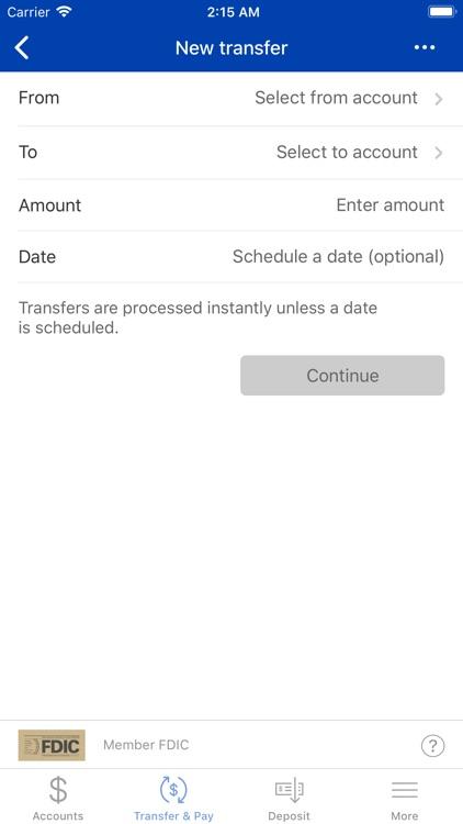 Hamilton Bank Mobile Banking screenshot-4