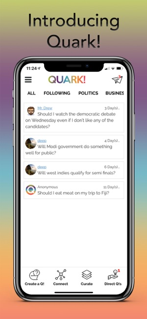 Quark! on the App Store