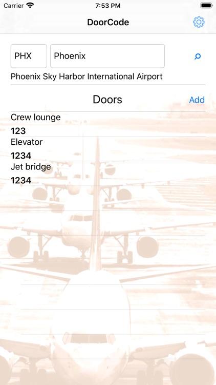 DoorCode