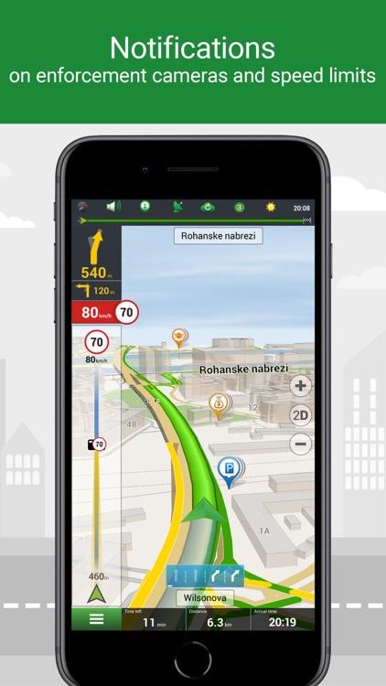 Navitel Navigator screenshot-4