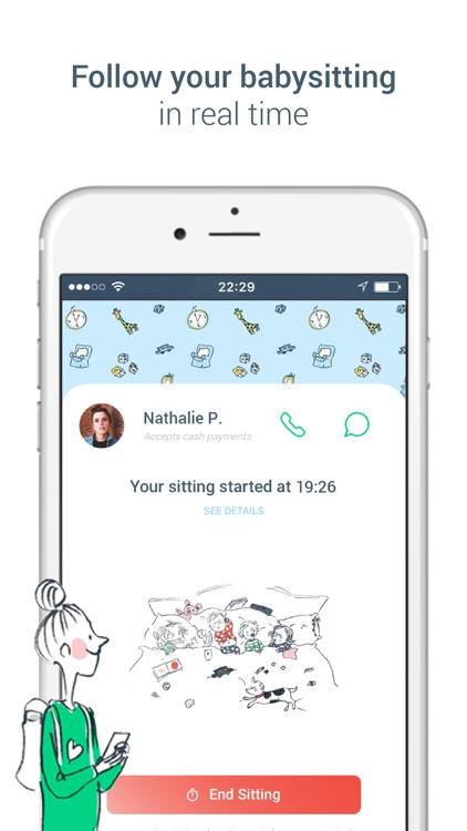 Bsit, the childcare app screenshot-4