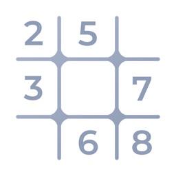 Sudoku - logic number puzzle