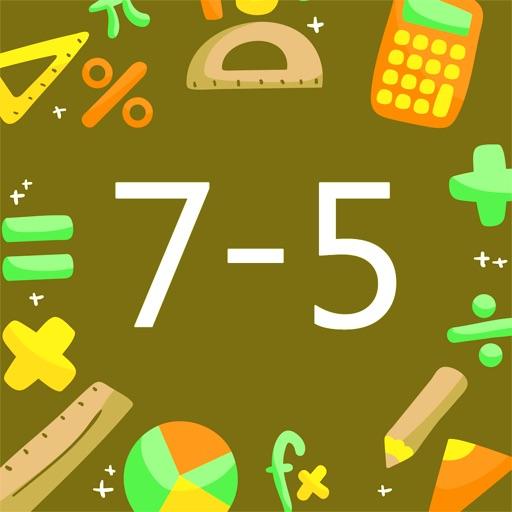 Math Shot Subtraction
