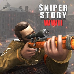 WW2 Sniper Shooter 3D Game