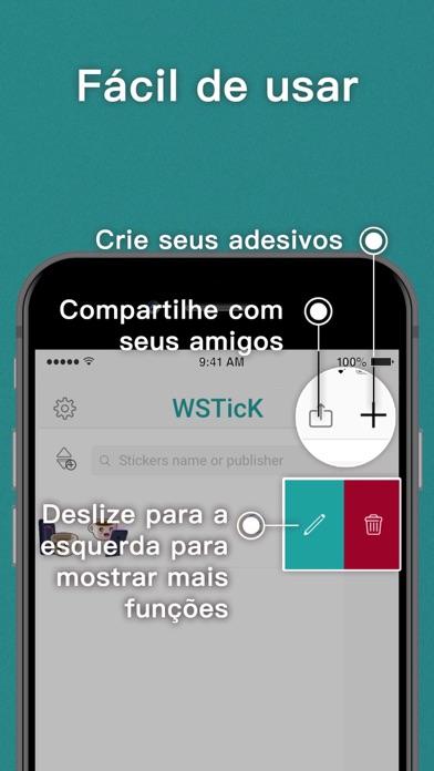 Baixar WSTicK para Android