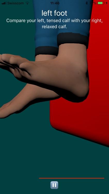 PMR - Progressive Muscle Relax screenshot-4