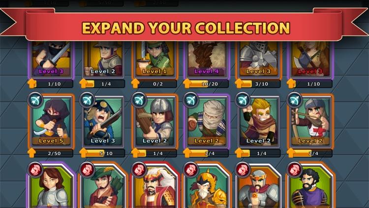 Knights & Glory screenshot-3