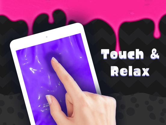 iPad Image of Magic ASMR Slime Triggers