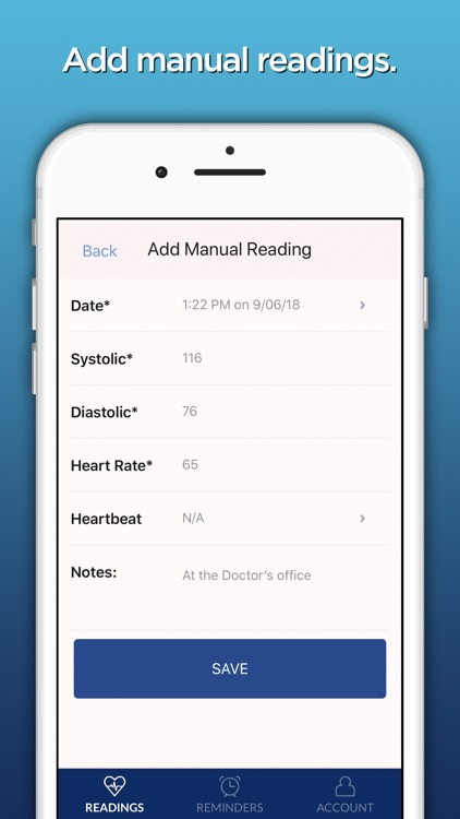 Equate Heart Health screenshot-6