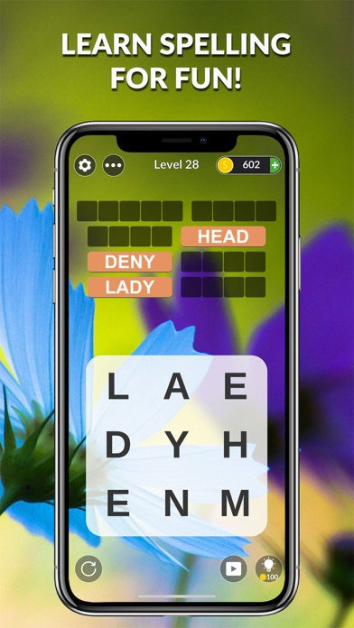 Word Scramble - New Word Game free Coins hack