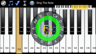 Voice Training - Learn to Sing screenshot one